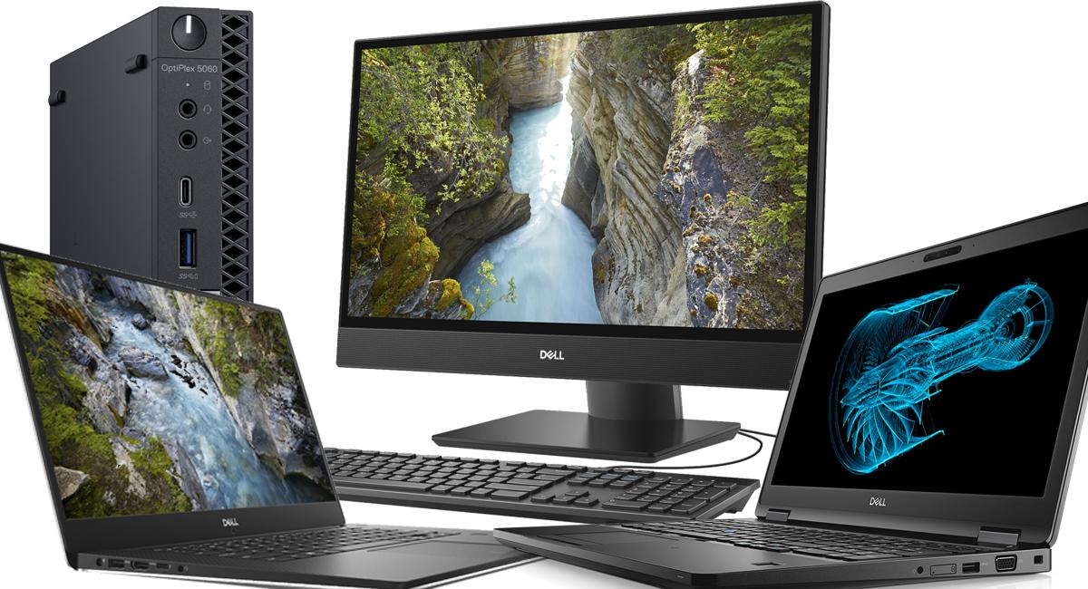<b>Dell</b> обновляет линейки <b>Latitude</b>, OptiPlex, Precision
