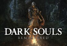 Dark Souls Remastered -title