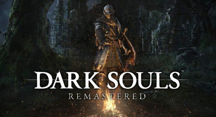 Dark Souls Remastered -title