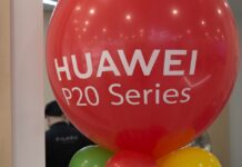Huawei Official Ukraine title