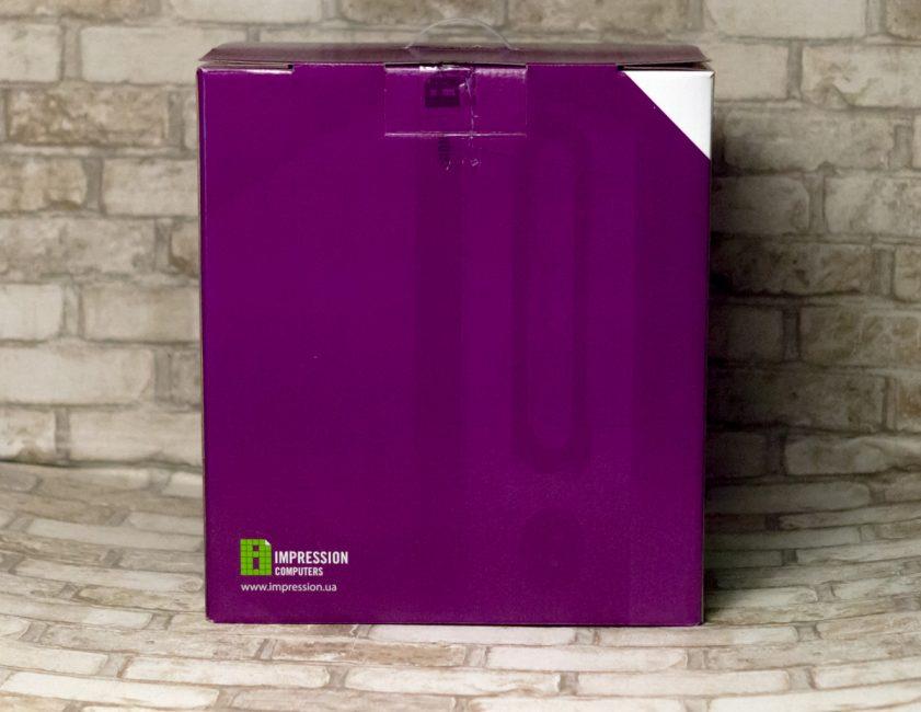 Impression Homebox A0118 84