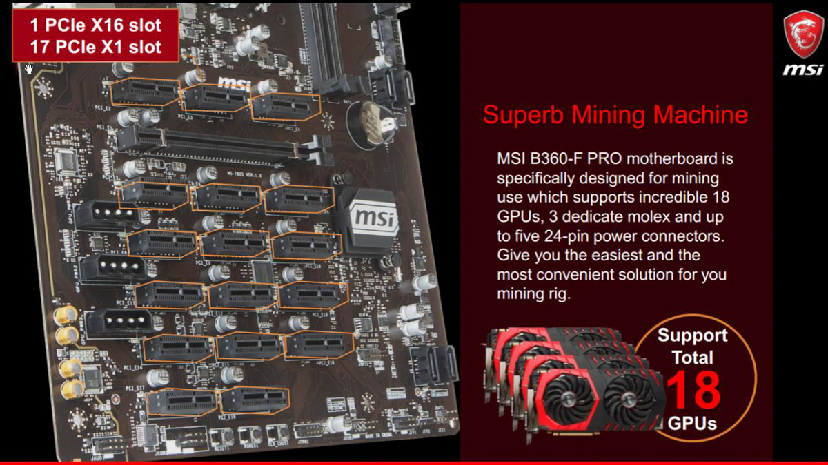 Presentation Intel new chipset msi title
