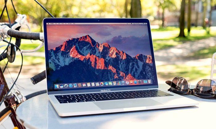 Apple замінить роздуті батареї в нових MacBook Pro