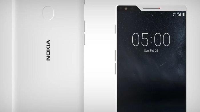 Слухи о новом смартфоне Nokia X с футуристичным дизайном