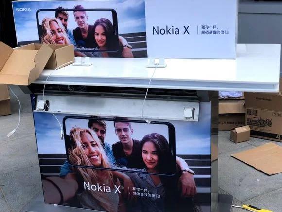 Nokia X,X6