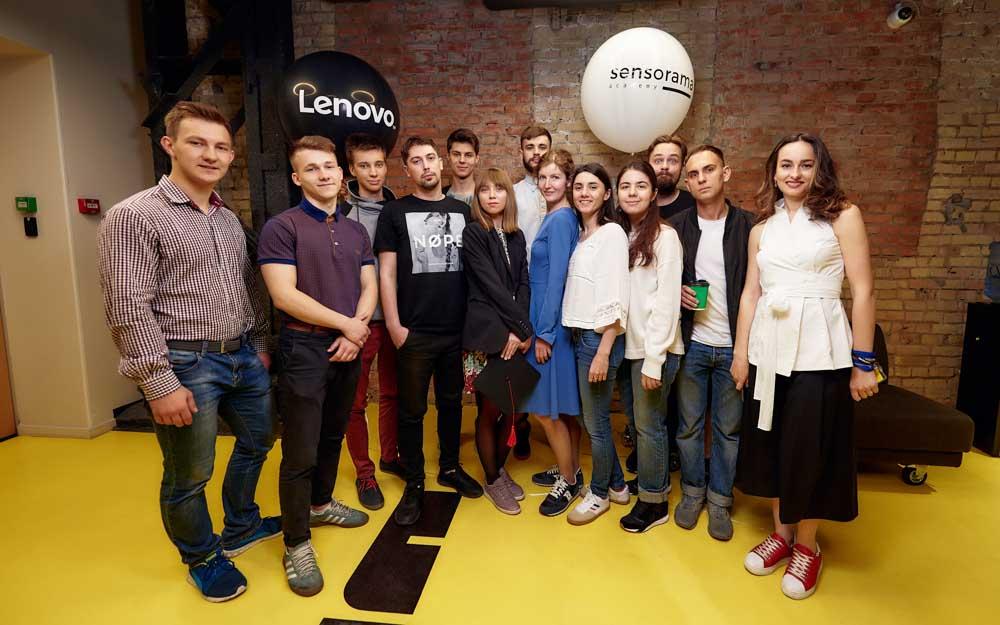 Sensorama Academy при поддержке Lenovo выпустила первых специалистов по VR/AR/MR- технологиям