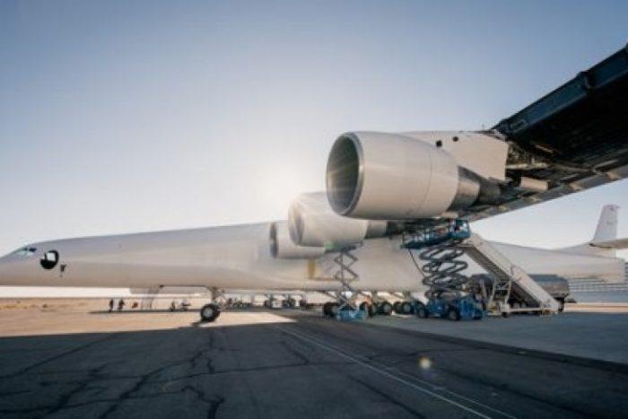 Самый большой в мире самолет взлетит этим летом