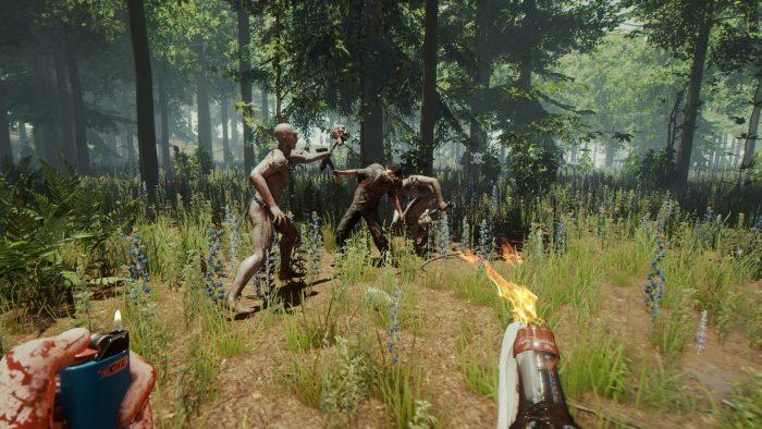 The Forest выходит из раннего доступа