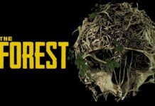 The Forest logo -title