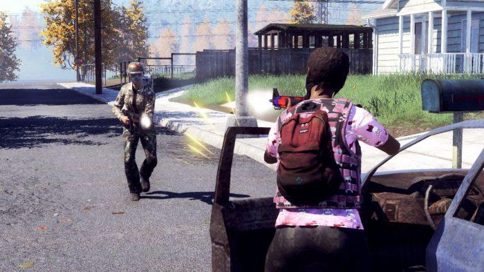 Пионер жанра «королевская битва» H1Z1 выходит на PS4