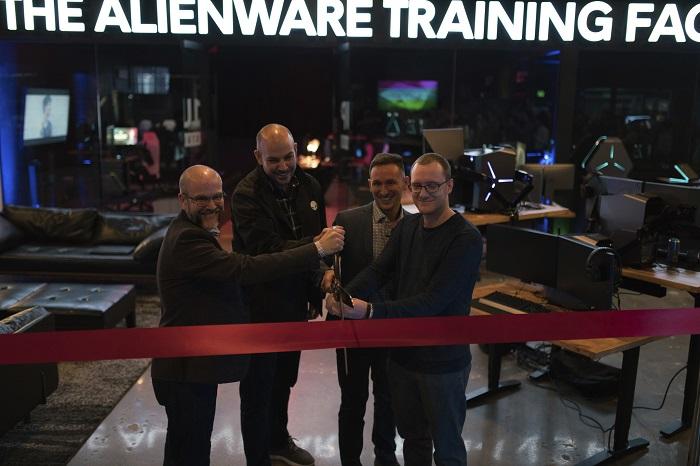 учебный центр Alienware
