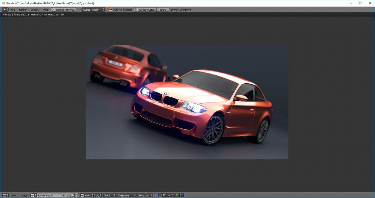 BMW CPU A2118
