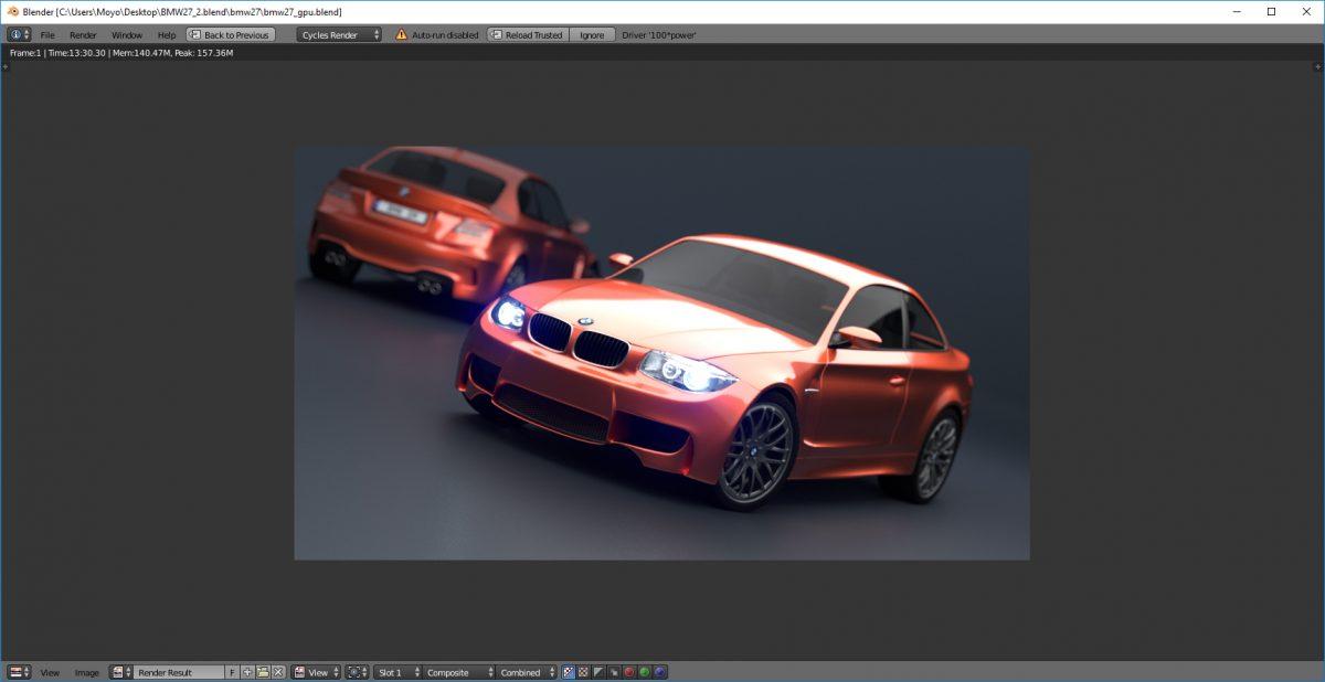 BMW GPU 560 4GB A2118