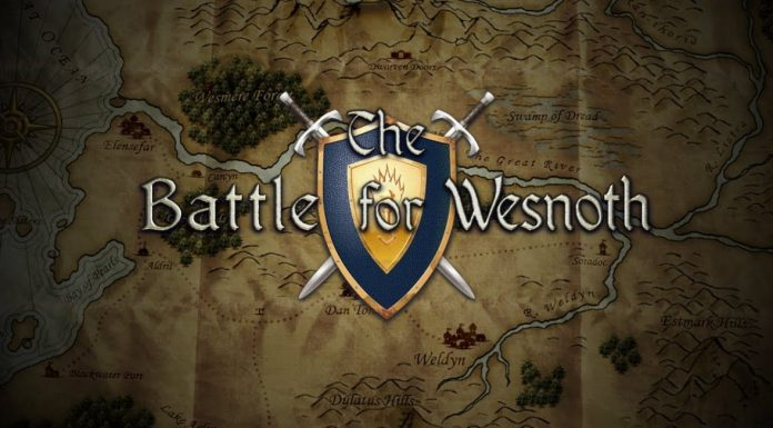 Battle For Wesnoth -title