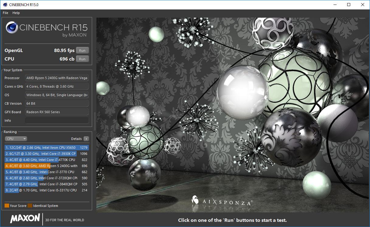 Impression CoolPlay A2118 1