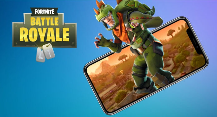 fortnite for android - is fortnite for android