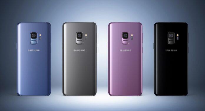 Galaxy S9 and JBL