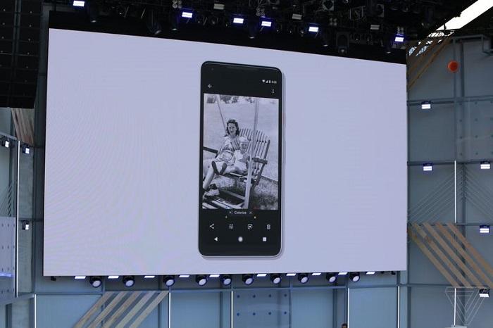 Google IO 2018