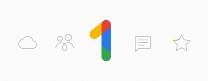 Google One – обновление Google Диск