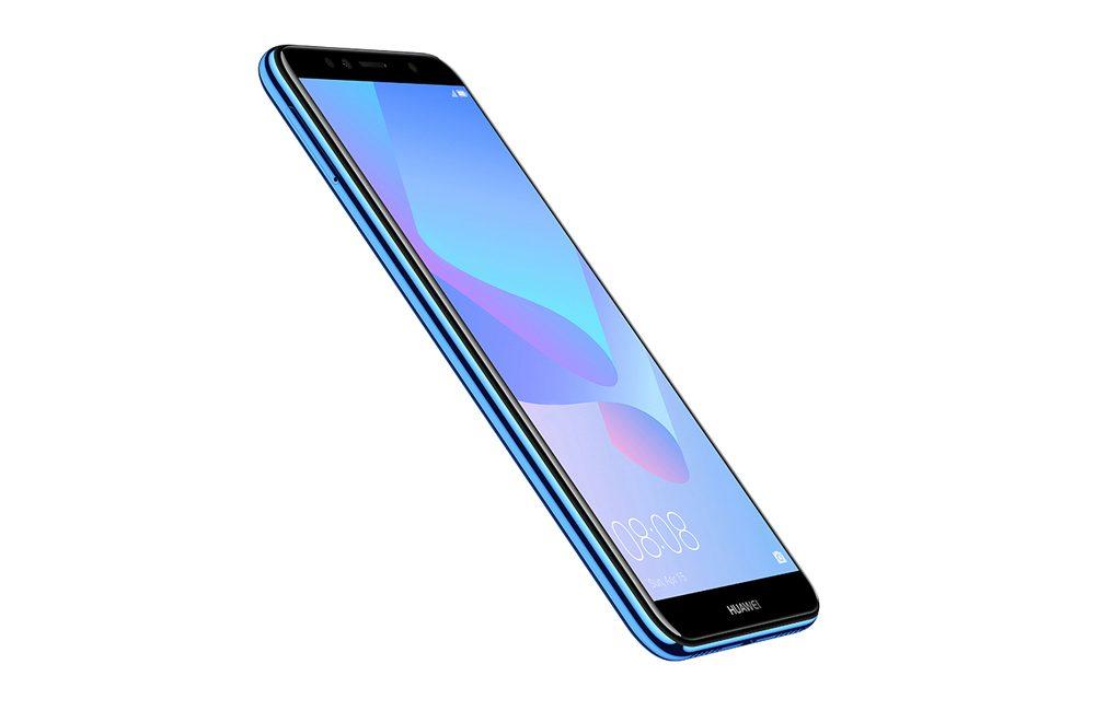 Стартовали продажи смартфона Huawei Y6 2018