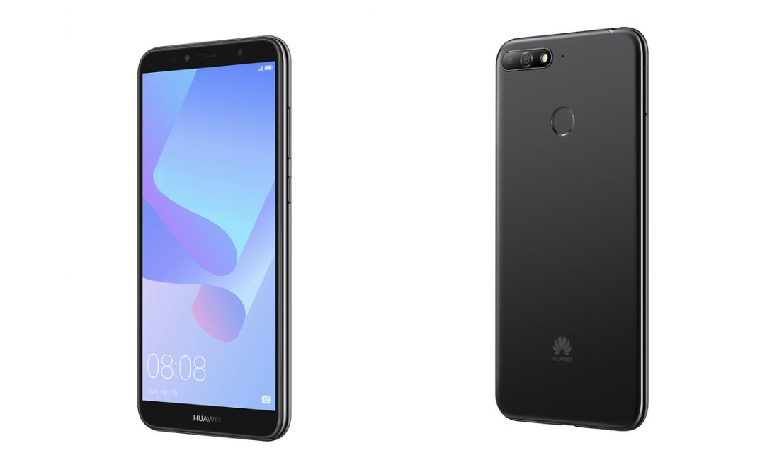 Huawei Y6 Prime 2018 black