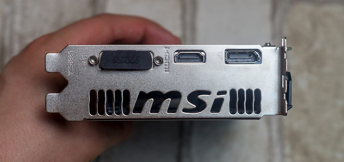 MSI Aero RX 560 26 1