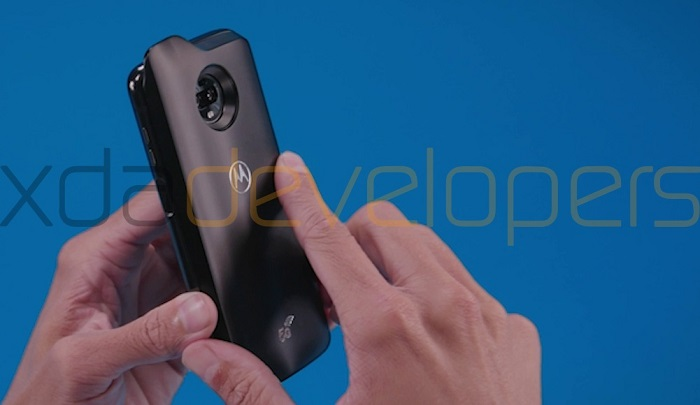 Moto Z3 Play and 5G Moto Mod