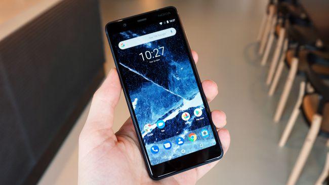 Компания HMD Global анонсировала новое поколение смартфонов Nokia 5.1, 3.1, 2.1