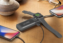 Power Bank AuraWatch