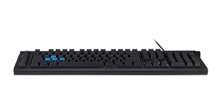 Predator Aethon keyboard
