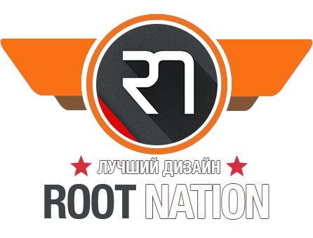 ROOT NATION AWARD DESIGN