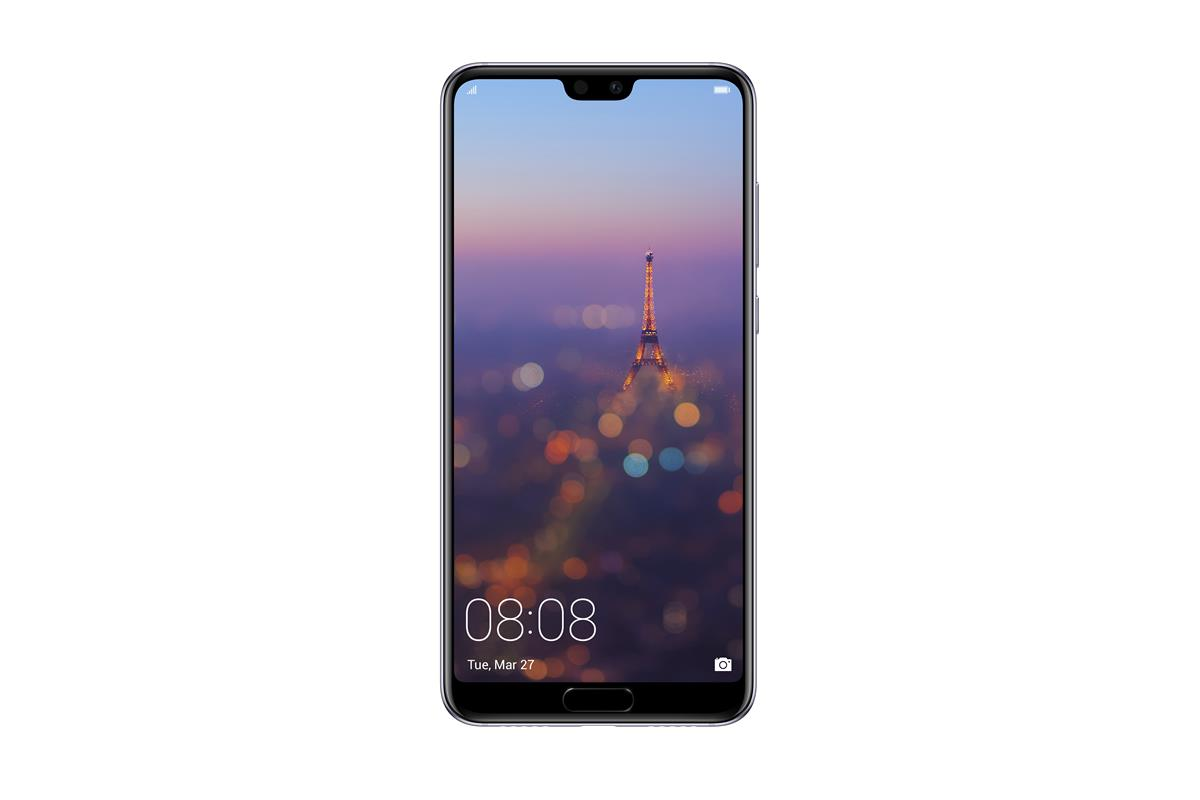 Sales of Huawei P20