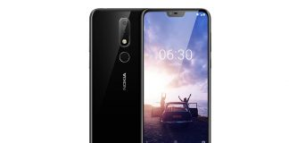 Sales of Nokia X6