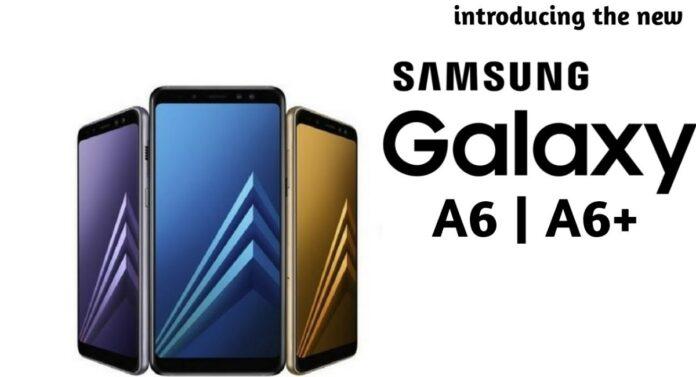 Samsung-Galaxy-A6-A6
