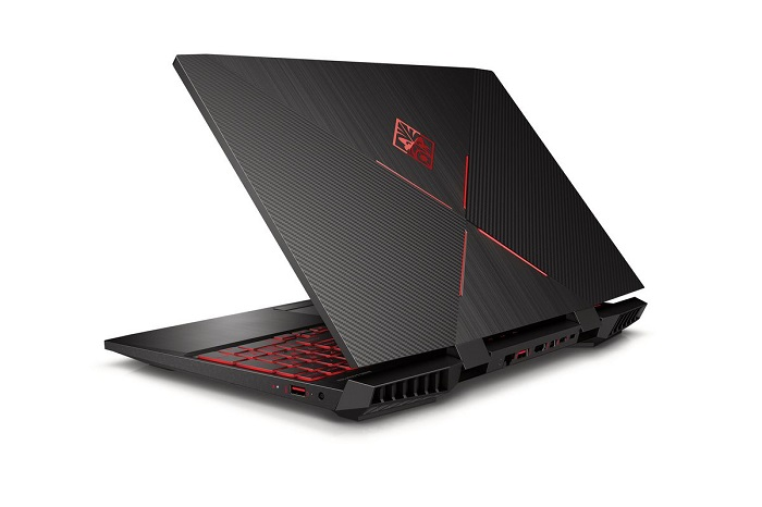 Updated laptop Omen 15