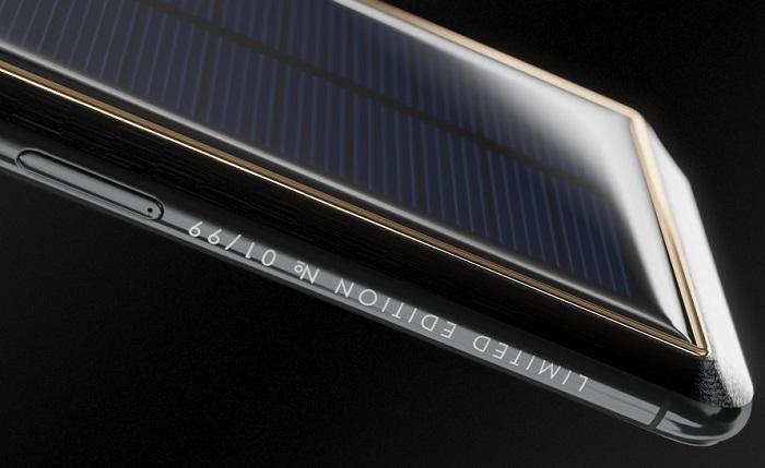 iPhone X Tesla российской компании Caviar поступил в продажу по цене в $4500