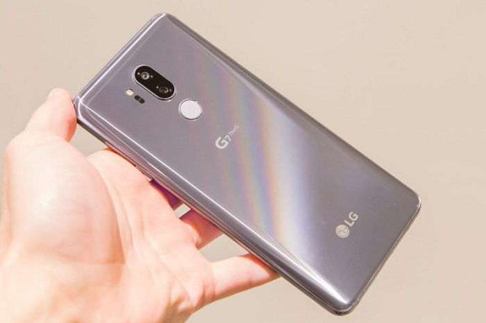 LG официально представила LG G7 ThinQ