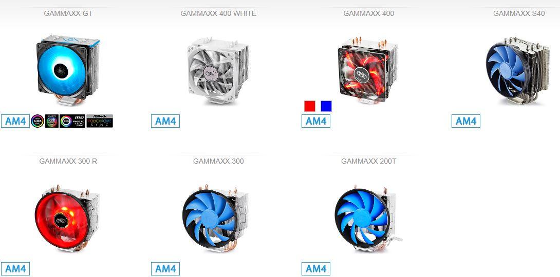 gammax lineup 1