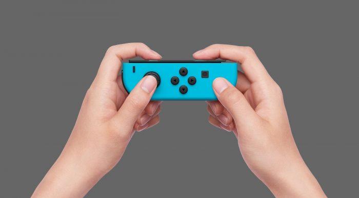 Nintendo работает над новой ревизией Joy-Con для Switch