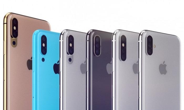 Слухи: iPhone 2019 года получит тройную-камеру