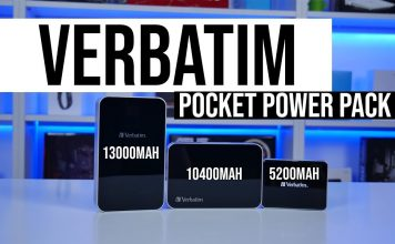 Verbatim Pocket Power Pack