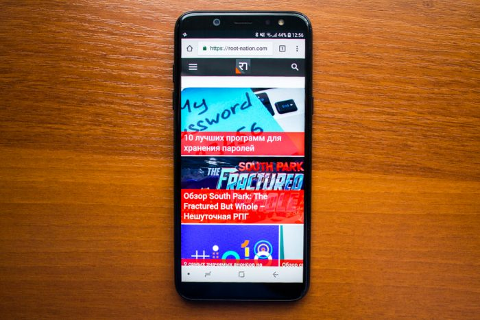 Samsung Galaxy A6 review – A Mid-Ranger with Infinity Display