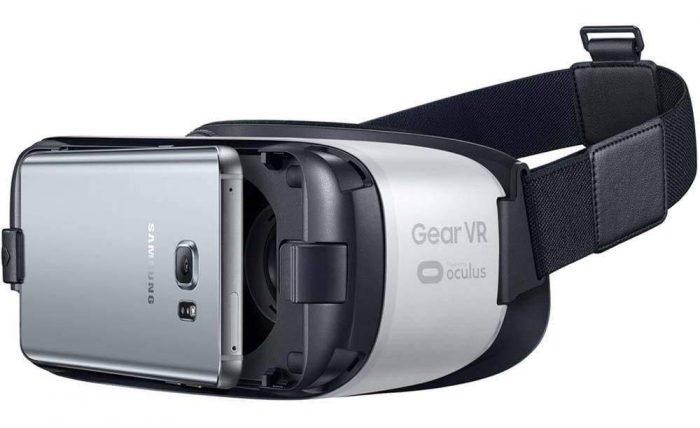 Samsung Gear VR теперь будет называться Galaxy VR
