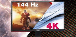 144 hz 4K