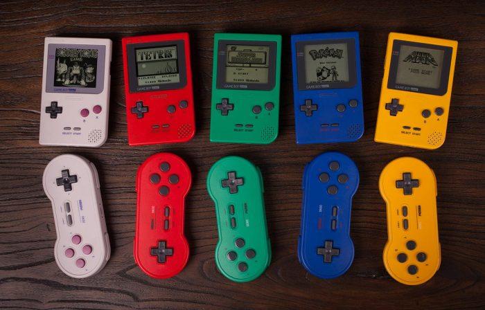 8Bitdo Zero 2 — ретро-контроллер для Nintendo Switch размером с брелок