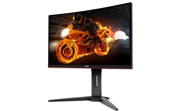 AOC представила линейку игровых мониторов G1
