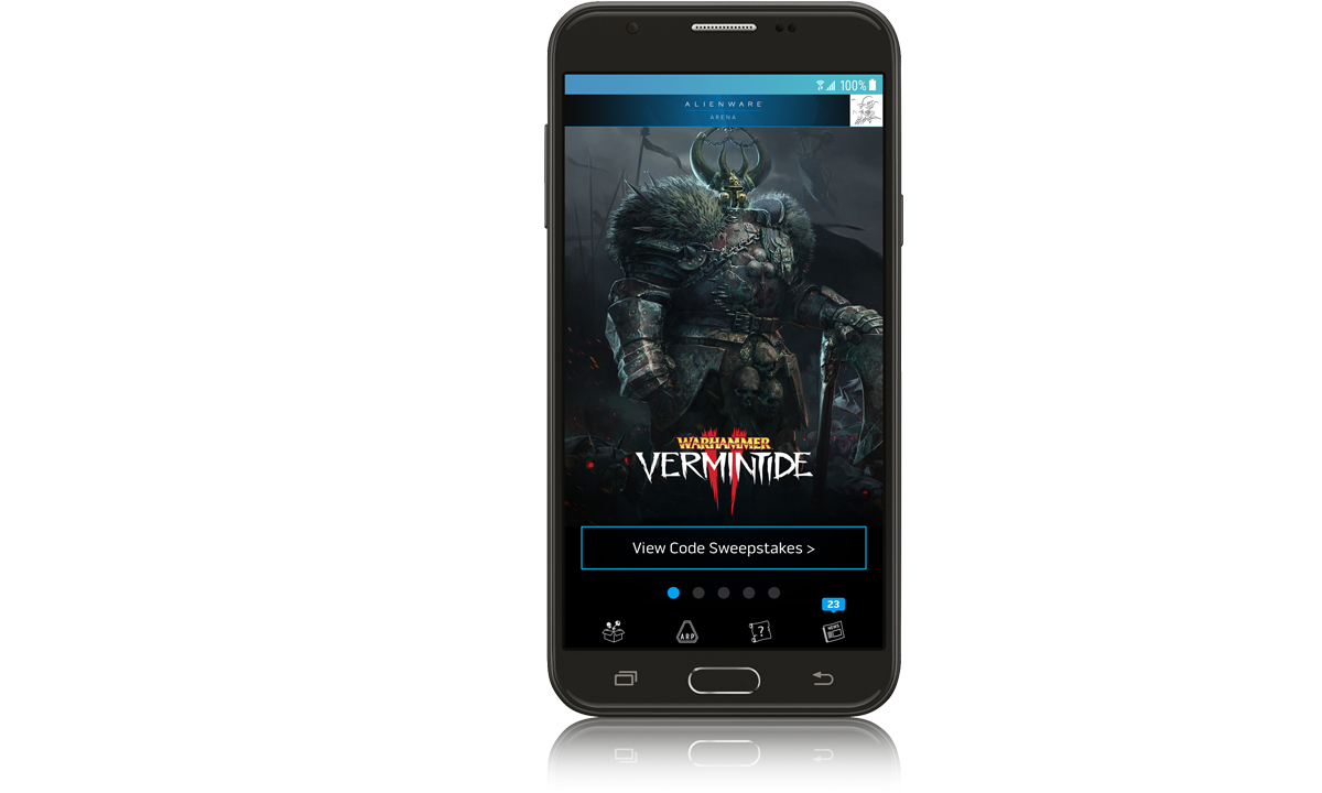 Alienware Arena App