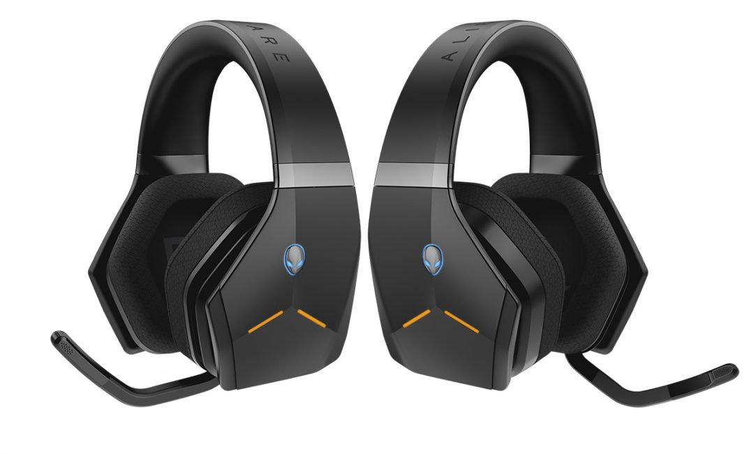 Alienware Wireless Headset