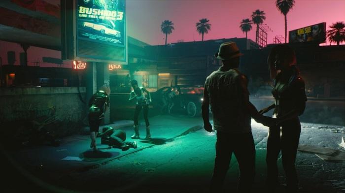 CD PROJEKT RED показала новый трейлер Cyberpunk 2077 и анонсировала сериал для Netflix