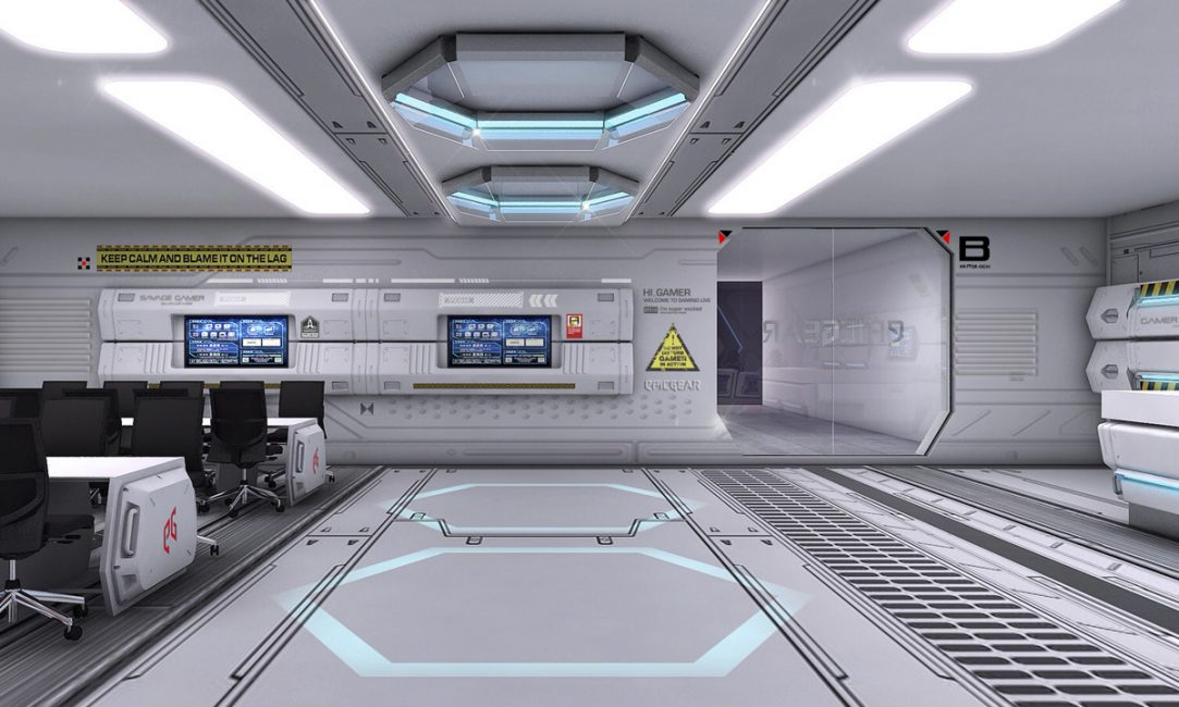 EG Infinity Computex 2018